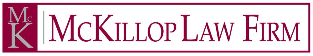 McKillop Law Firm Logo
